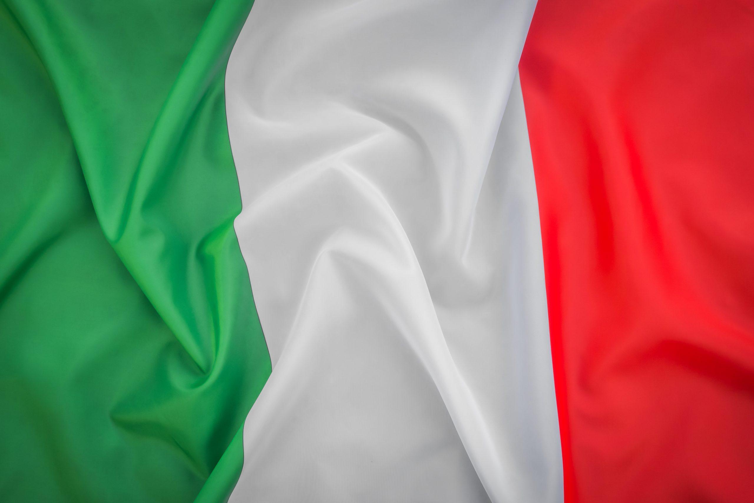 succession italie